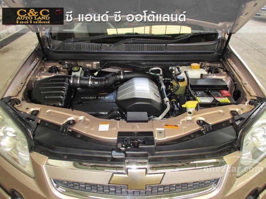 2008 Chevrolet Captiva LS SUV