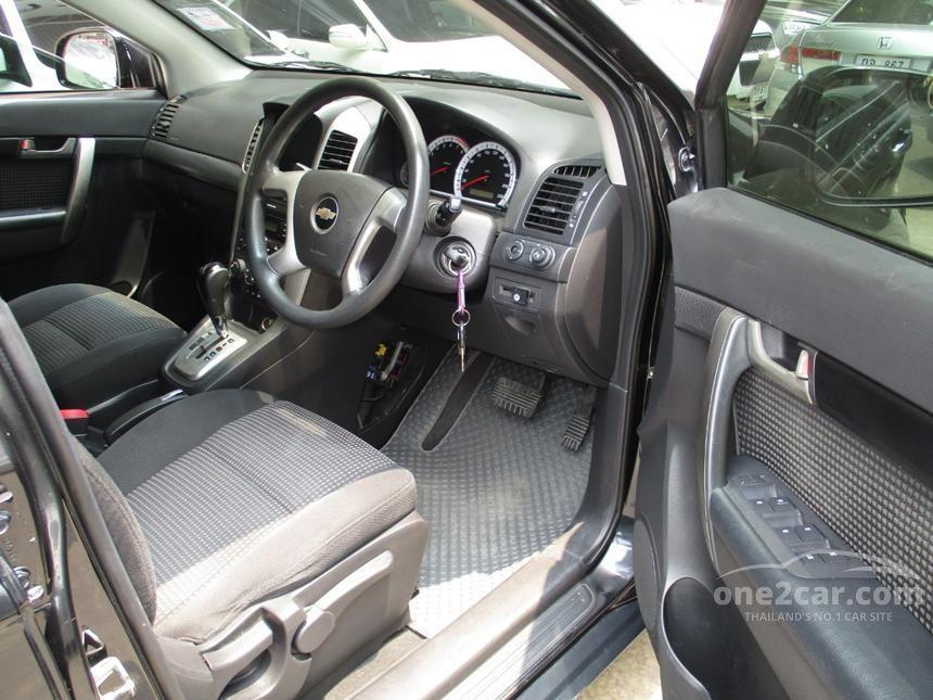 2007 Chevrolet Captiva LS SUV