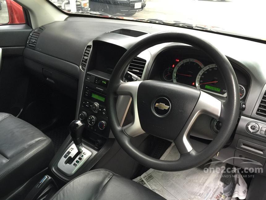 2009 Chevrolet Captiva LS SUV