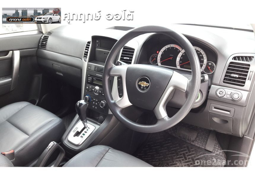 2011 Chevrolet Captiva LSX SUV