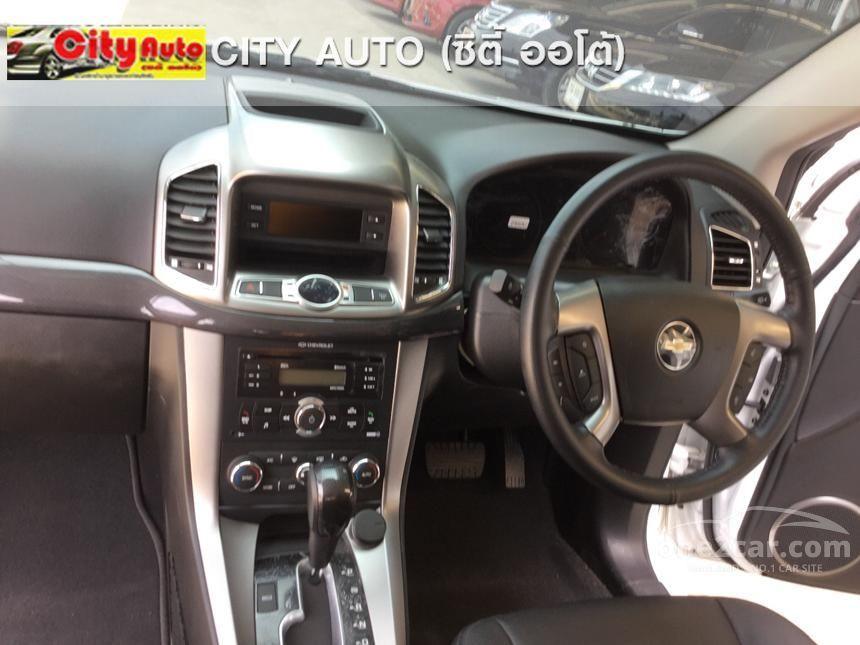 2016 Chevrolet Captiva LSX SUV