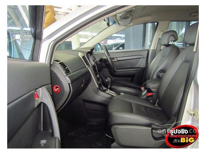 2010 Chevrolet Captiva LSX SUV