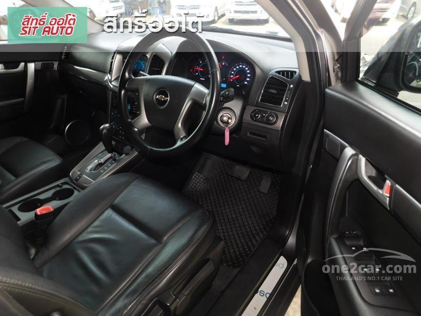 2013 Chevrolet Captiva LSX SUV