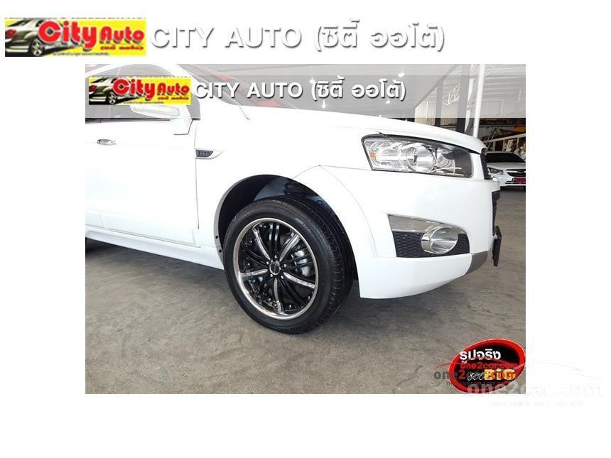 2014 Chevrolet Captiva LSX SUV