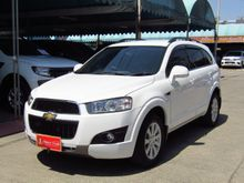 2012 Chevrolet Captiva (ปี 11-16) LSX 2.0 AT Wagon