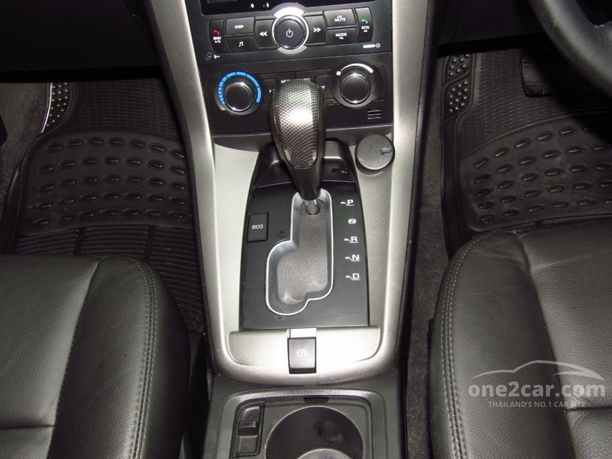 2012 Chevrolet Captiva LSX Wagon