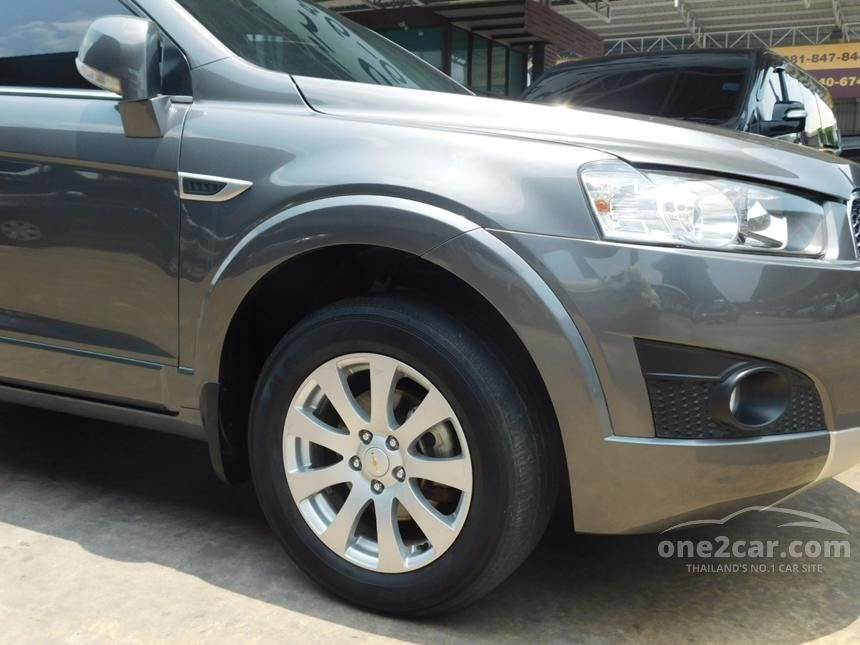 2012 Chevrolet Captiva LSX Wagon