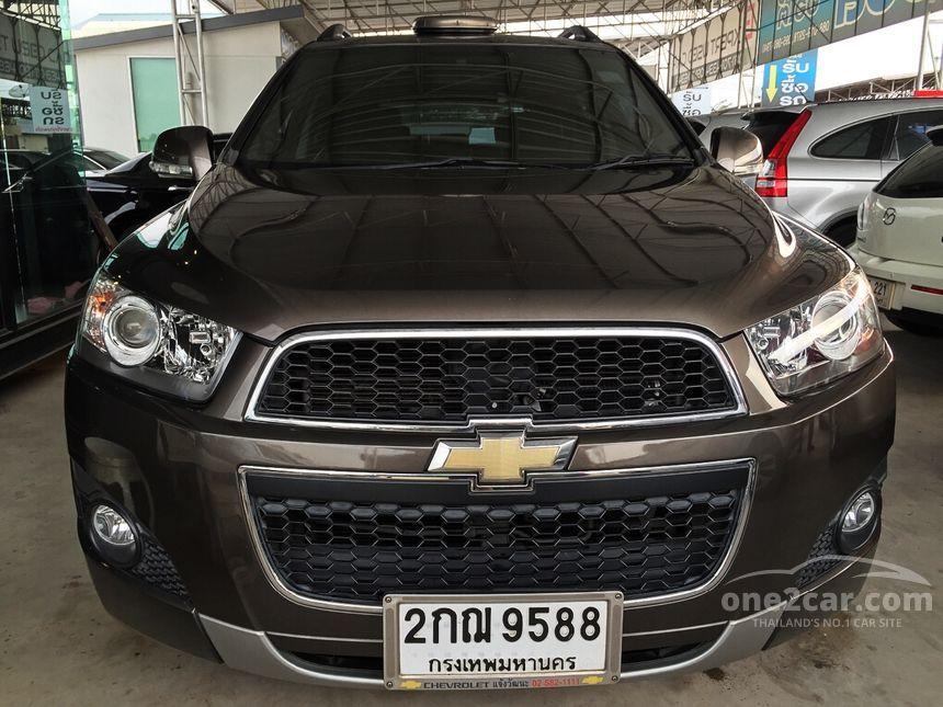 2013 Chevrolet Captiva LT SUV
