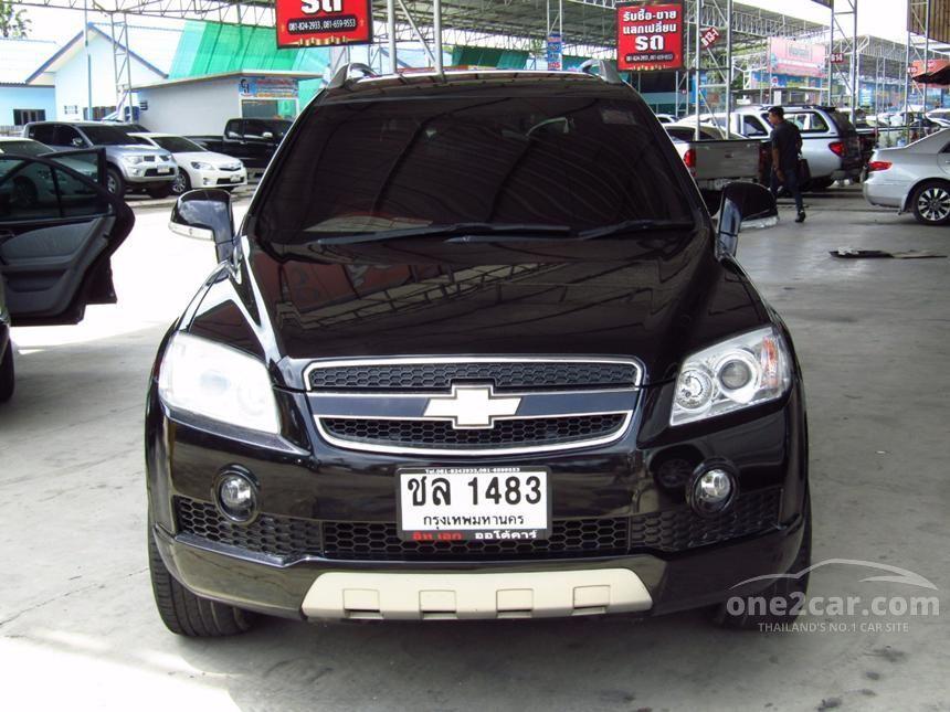 2007 Chevrolet Captiva LT SUV