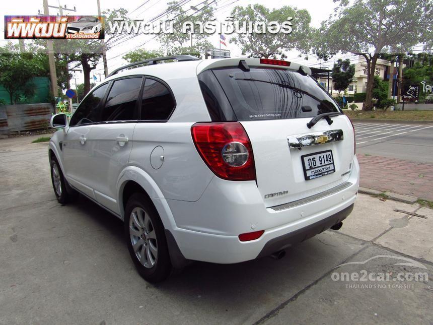 2011 Chevrolet Captiva LT SUV