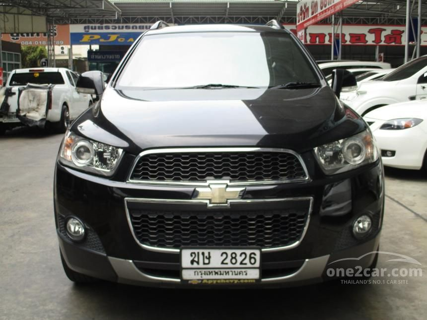 2012 Chevrolet Captiva LT Wagon