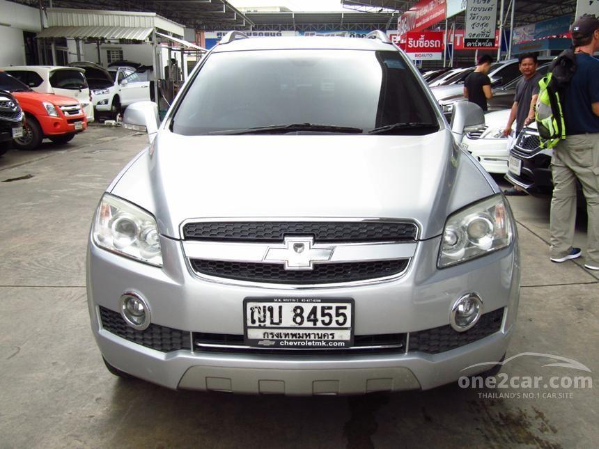 2011 Chevrolet Captiva LTZ SUV