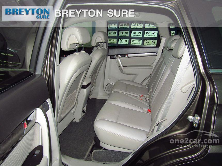 2013 Chevrolet Captiva LTZ SUV
