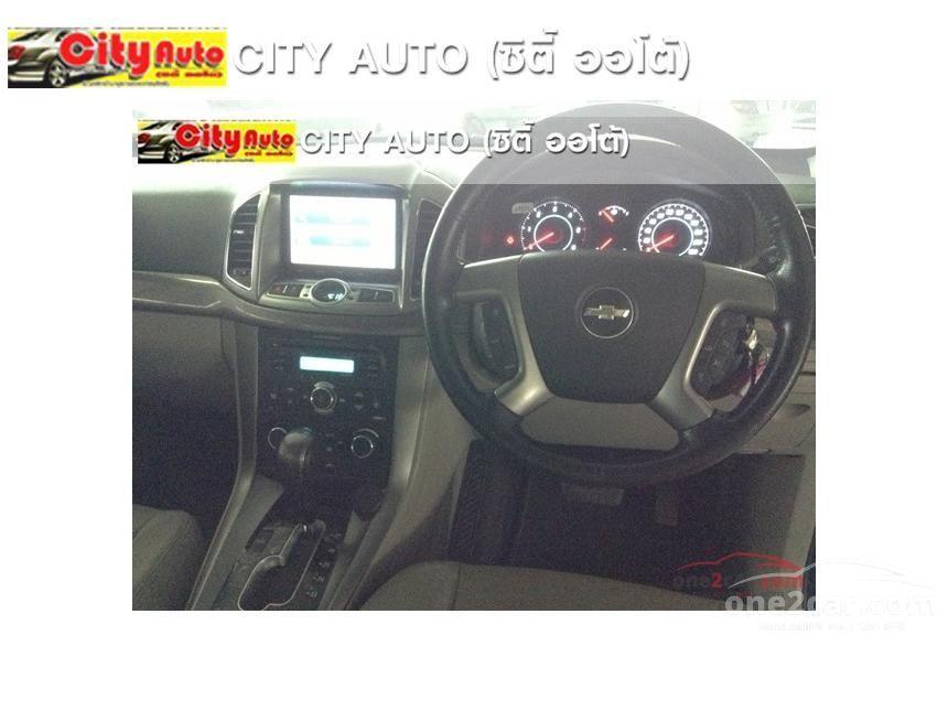 2015 Chevrolet Captiva LTZ SUV