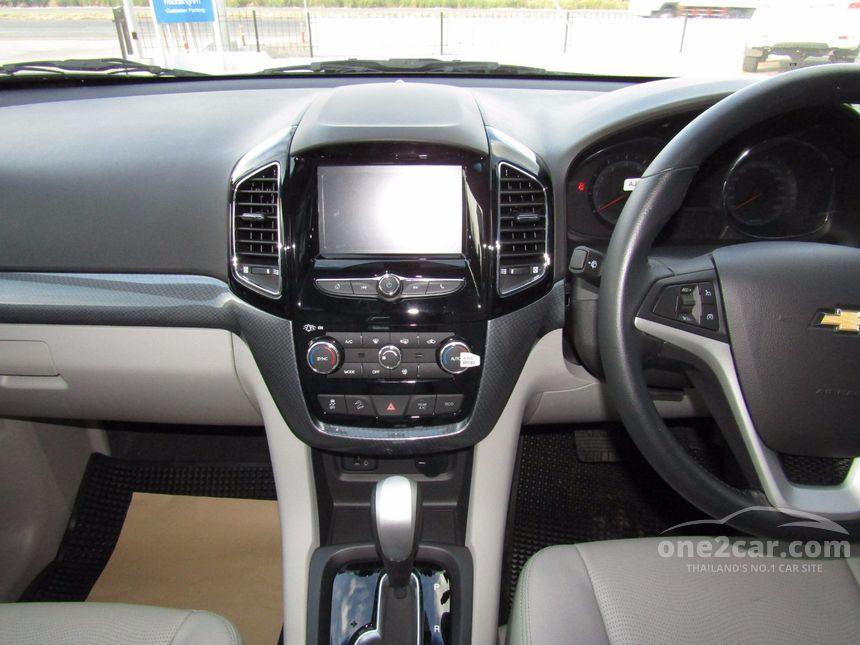 2016 Chevrolet Captiva LTZ SUV