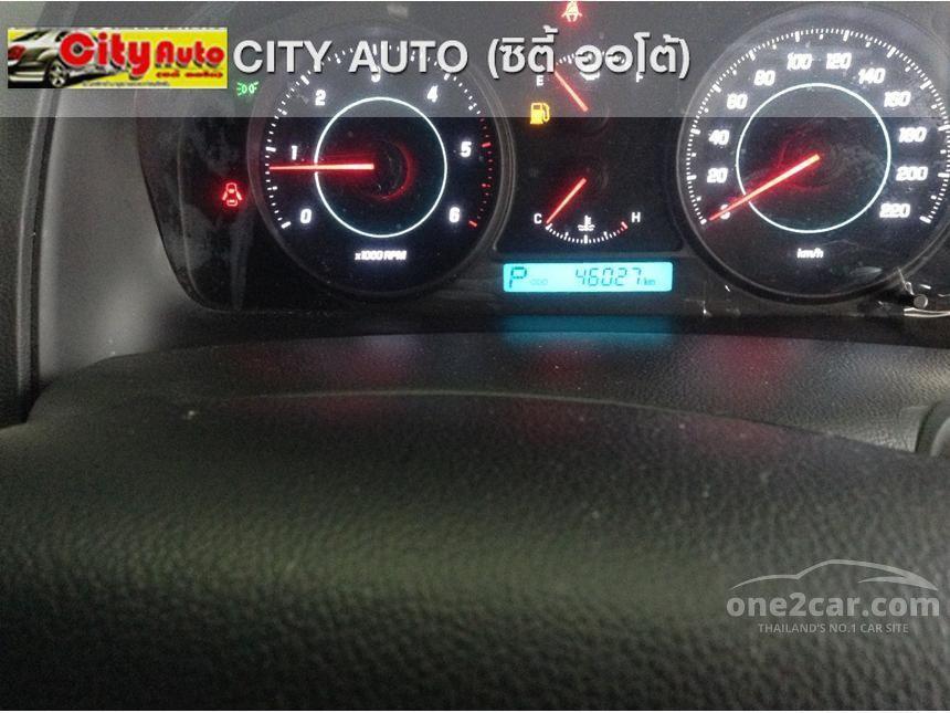 2014 Chevrolet Captiva LTZ SUV