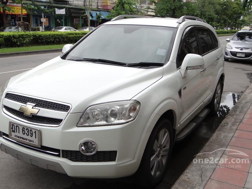 2009 Chevrolet Captiva LTZ SUV