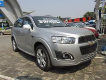 2017 Chevrolet Captiva LTZ 2.0 AT SUV