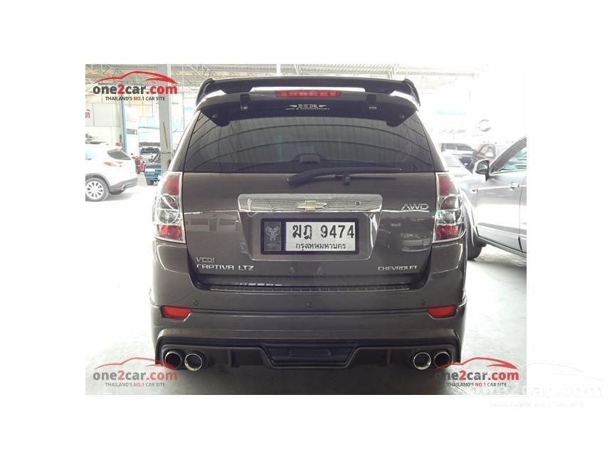 2012 Chevrolet Captiva LTZ Wagon