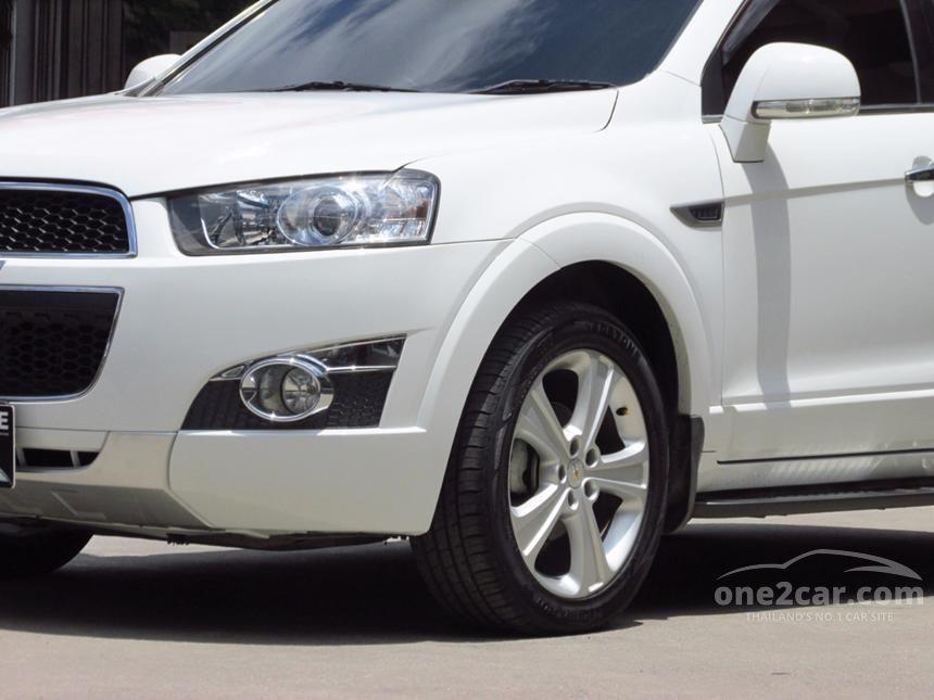 2013 Chevrolet Captiva LTZ Wagon