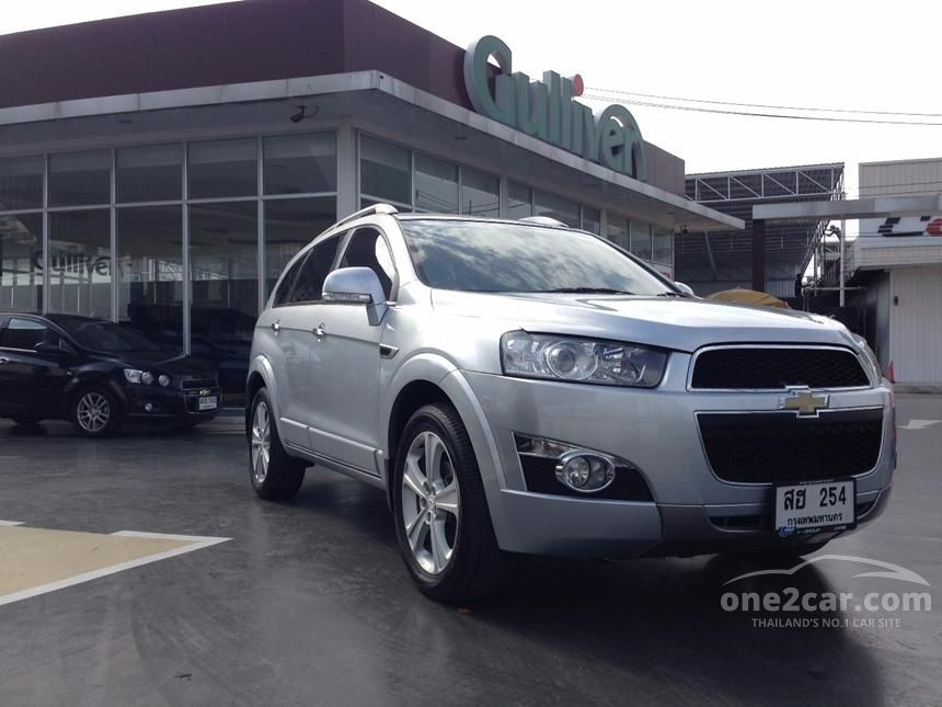 2011 Chevrolet Captiva LTZ Wagon