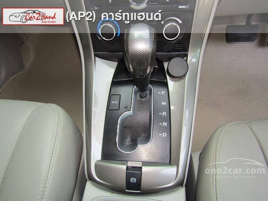 2012 Chevrolet Captiva LTZ Wagon