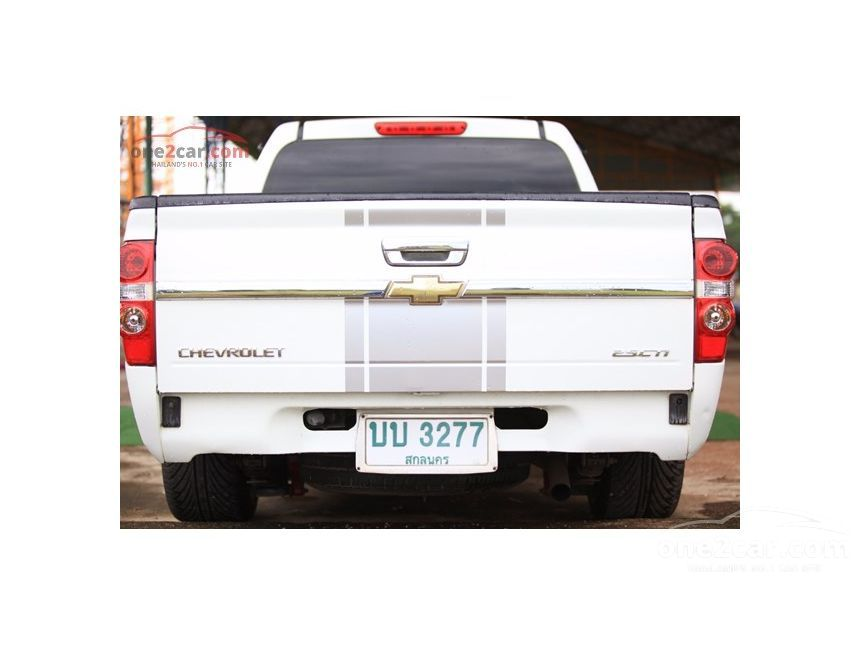 2011 Chevrolet Colorado LS Pickup