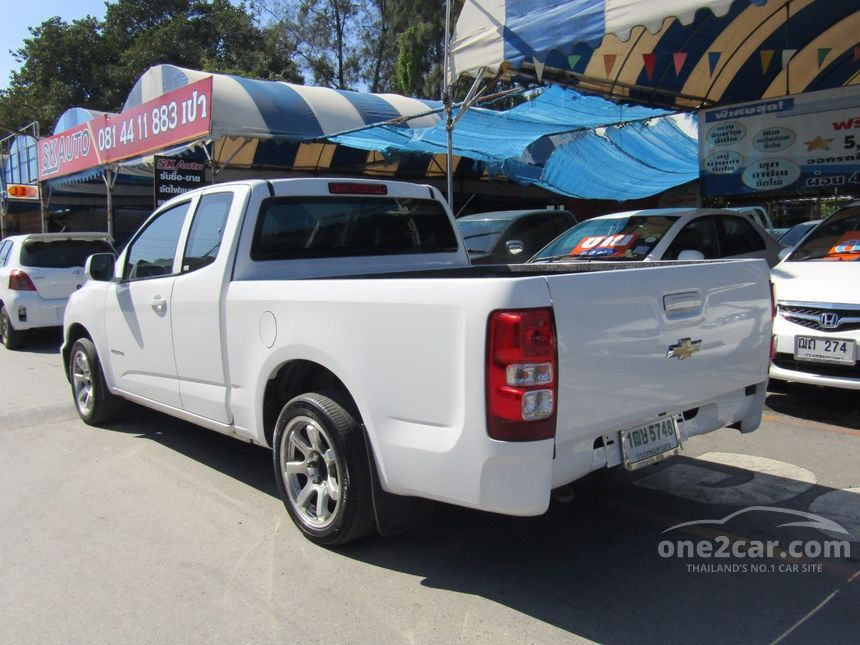 2012 Chevrolet Colorado LS1 Pickup