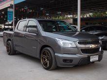 2013 Chevrolet Colorado Crew Cab (ปี 11-16) LT 2.5 MT Pickup