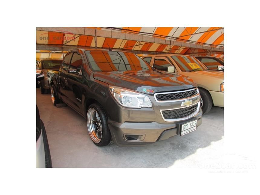2013 Chevrolet Colorado LT Pickup