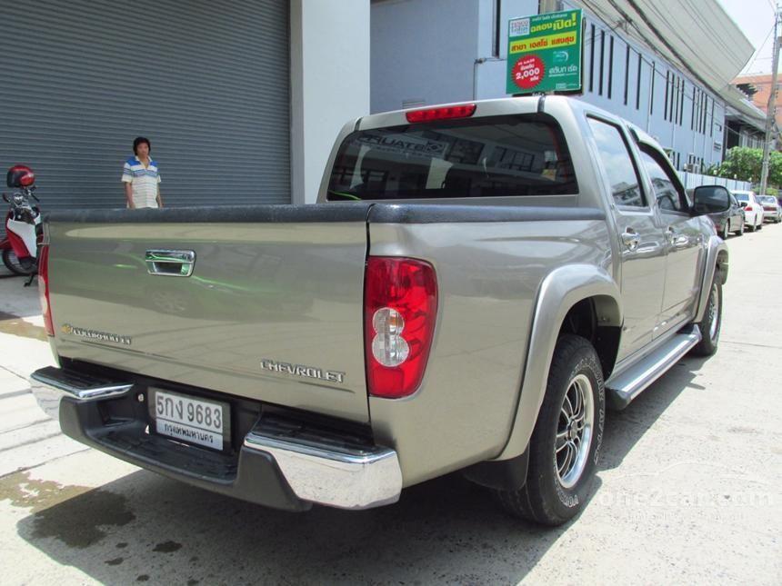 2005 Chevrolet Colorado LT Pickup