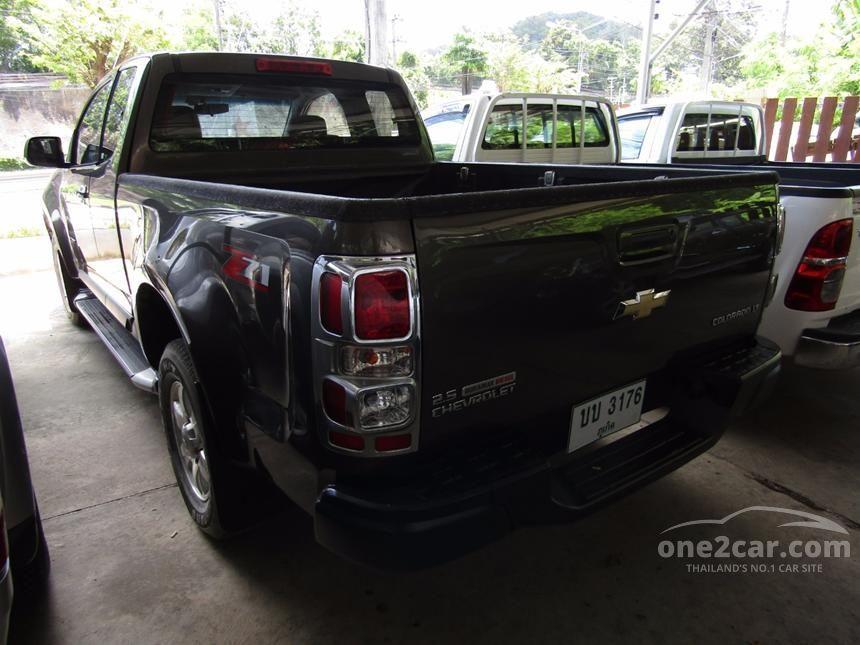 2012 Chevrolet Colorado LT Z71 Pickup