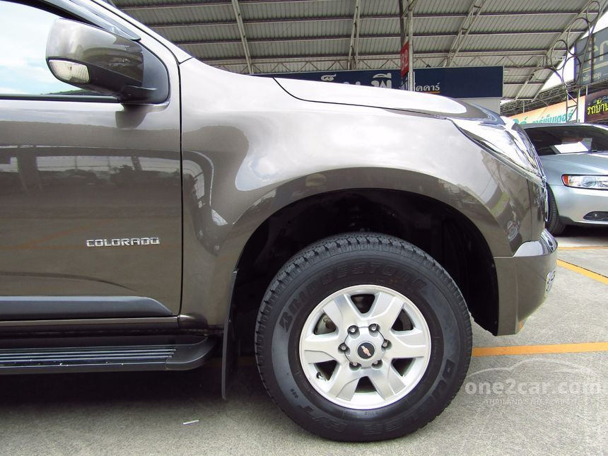 2013 Chevrolet Colorado LT Z71 Pickup