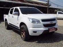 2013 Chevrolet Colorado Crew Cab (ปี 11-16) LT Z71 2.5 MT Pickup