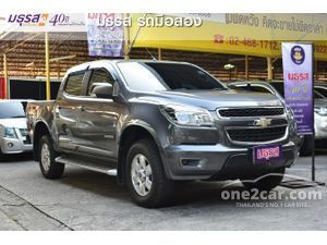 2013 Chevrolet Colorado 2.8 Crew Cab (ปี 11-16) LT Z71 Pickup AT