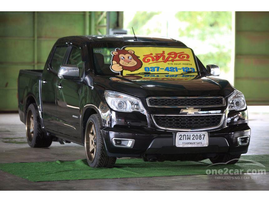 2012 Chevrolet Colorado LTZ Pickup