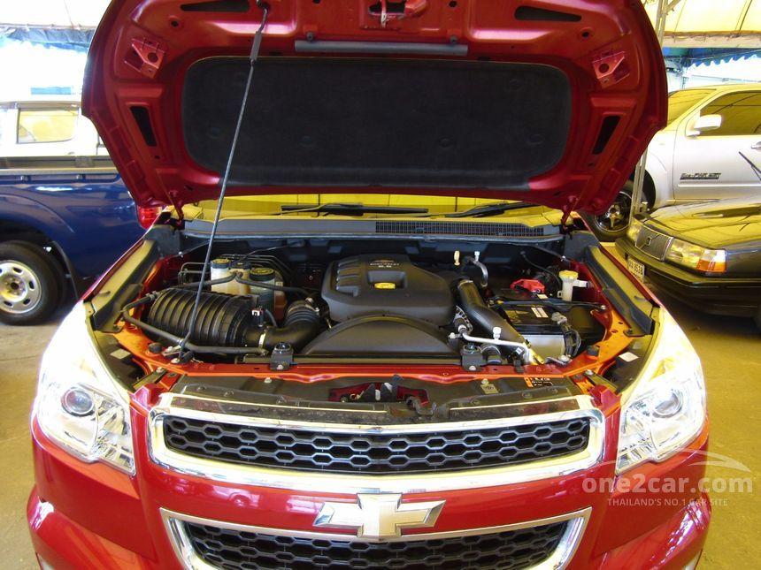 2013 Chevrolet Colorado LTZ Pickup