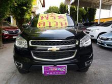 2016 Chevrolet Colorado Crew Cab (ปี 11-16) LTZ Z71 2.5 MT Pickup
