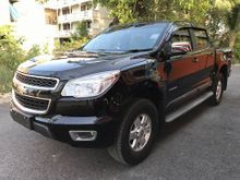 2012 Chevrolet Colorado Crew Cab (ปี 11-16) LTZ Z71 2.8 MT Pickup