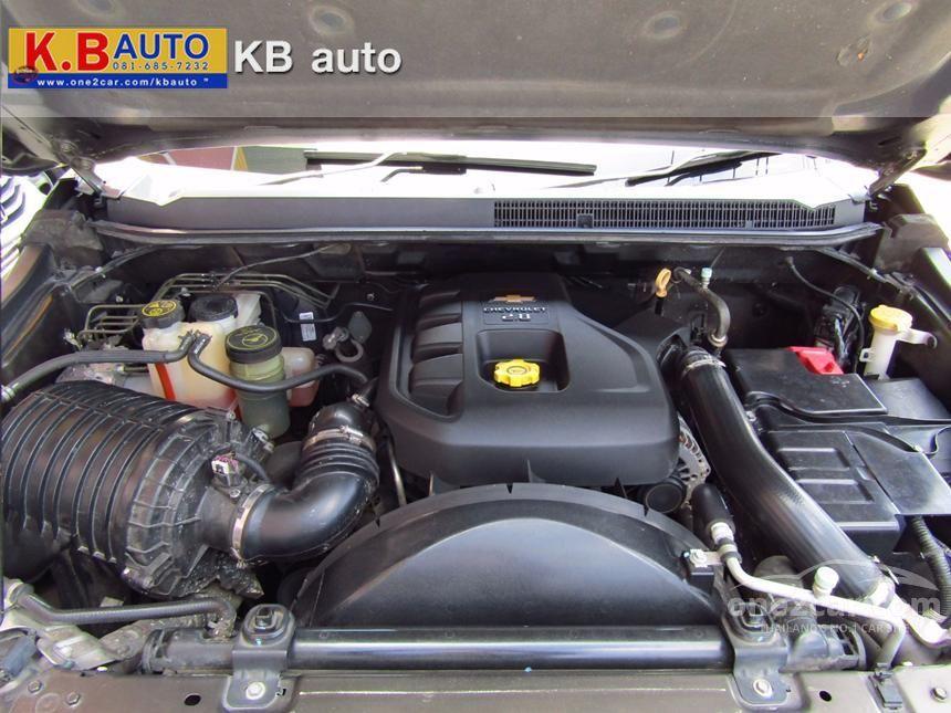 2012 Chevrolet Colorado LTZ Z71 Pickup