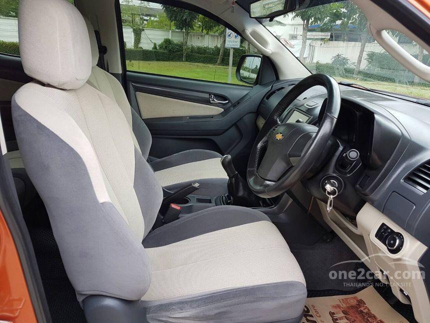 2014 Chevrolet Colorado LTZ Z71 Pickup