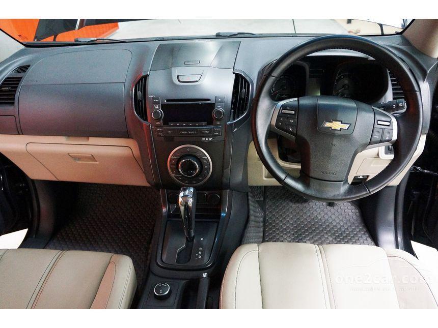 2015 Chevrolet Colorado LTZ Z71 Pickup