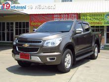 2013 Chevrolet Colorado Crew Cab (ปี 11-16) LTZ Z71 2.8 MT Pickup