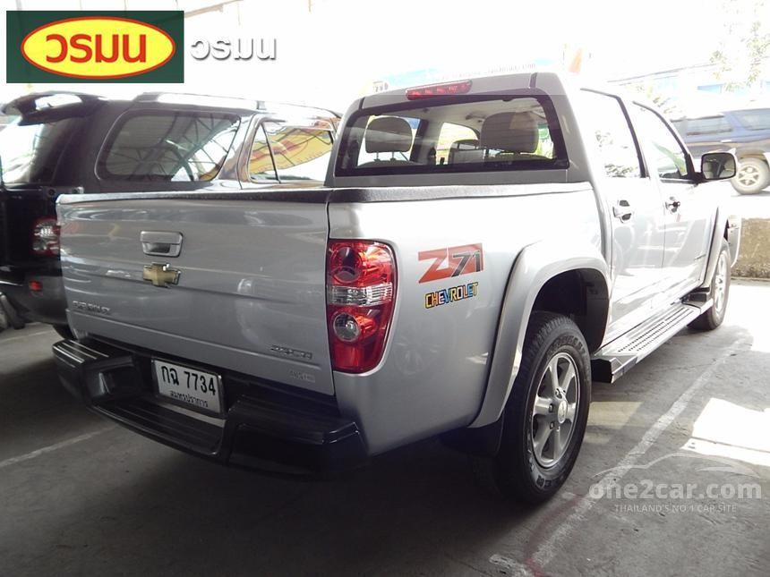 2009 Chevrolet Colorado Z71 Pickup