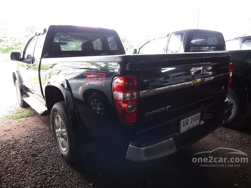 2011 Chevrolet Colorado Z71 Pickup