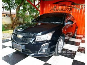 2014 Chevrolet Cruze 1.8 (ปี 10-15) LS Sedan AT