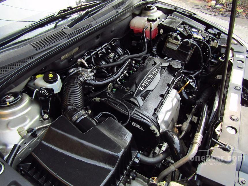 2013 Chevrolet Cruze LS Sedan