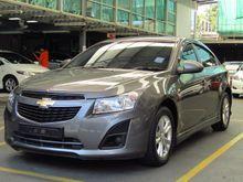 2012 Chevrolet Cruze (ปี 10-15) LS 1.8 AT Sedan