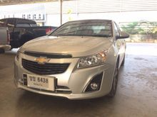2014 Chevrolet Cruze (ปี 10-15) LT 1.8 AT Sedan