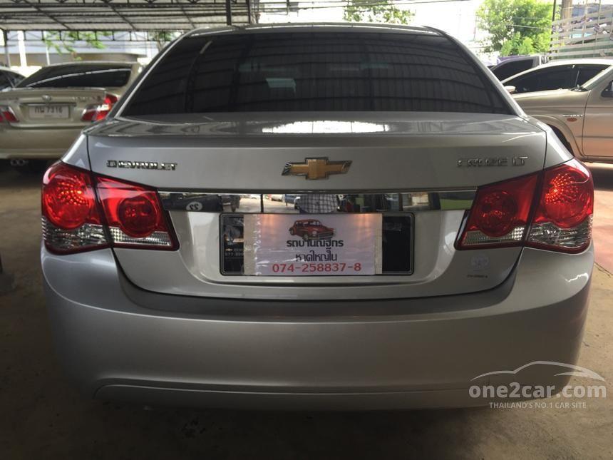 2013 Chevrolet Cruze LT Sedan